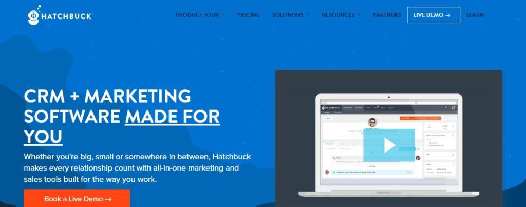 Hatchbuck Marketingsoftware