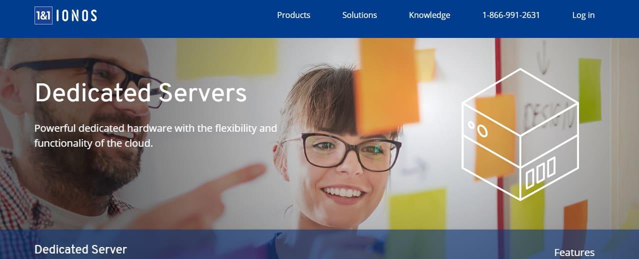1&1 IONOS Servers